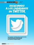 """Artículo M. Luz Congosto: """"Escuchando a los ciudadanos en Twitter"""""""