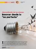 """Artículo de Ana Báez: Aprendiendo de las plazas: innovar desde lo """"no perfecto"""""""