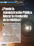 """Artículo de Carles Ramió: """"¿Puede la administración pública liderar la revolución de la robótica?"""""""