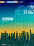 """Artículo de Lara Olmo: """"La nube en tu ayuntamiento, es ecológica?"""