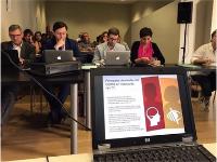 Colaboración en la organización del curso de verano de la UAM «Redes sociales para una gobernanza inteligente»
