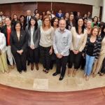 Organización del I Encuentro iberoamericano de mujeres profesionales en el sector público