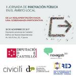 Asistencia técnica para la organización de la I, II y III Jornada de innovación pública en el ámbito local