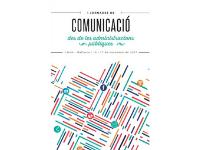 Elaboración de la publicación sobre las Jornadas de comunicación desde las Administraciones públicas