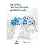 Elaboración del libro Gobernanza participativa local. Construyendo un nuevo marco de relación con la ciudadanía