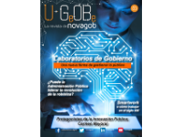 Edición de u-GOB, la revista de NovaGob