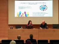 """Impartición de la conferencia-taller """"E-participación: Una propuesta para Alicante"""""""